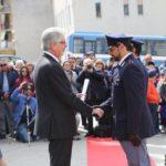 Anniversario della Polizia di Stato: i riconoscimenti ai poliziotti di Agrigento – I NOMI