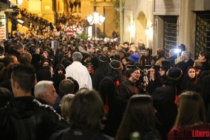 processione venerdì santo agrigento