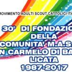 Licata, la Comunità MASCI festeggia 30 anni di vita