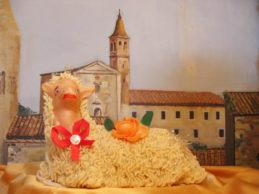 """""""Il pranzo della Domenica""""- dessert- agnello pasquale di Favara"""