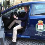 Agrigento, al Comune arriva la nuova auto ibrida in comodato