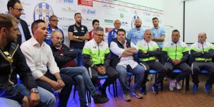 """Akragas, mister Di Napoli ringrazia tutti: """"quante emozioni"""" – VIDEO"""