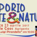 """""""Emporio Arte e Natura"""": al Piazzale Caos di Agrigento, va in scena l'artigianato"""