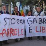 Gabriele Del Grande libero: Agrigento festeggia