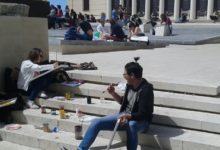 """Arte nel cuore di Agrigento con """"Cento artisti per Girgenti – Memorial Anselmo Prado"""" – FOTO"""