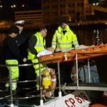 Passeggero di una nave da crociera soccorso in mare dopo malore: interviene la Guardia Costiera
