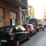 Maltempo ad Agrigento: crolla cornicione in via Gioeni