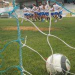 Akragas, allenamento tecnico-fisico allo stadio Esseneto in vista della gara contro il Melfi