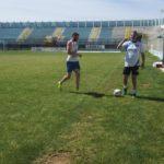 Akragas, proseguono gli allenamenti in vista della sfida contro la Reggina