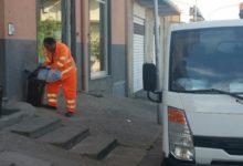 Canicattì, nuove strade incluse nel programma della raccolta RSU porta a porta