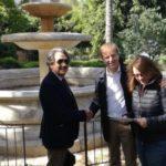 Agrigento, la fontana di Villa Casesa si rifà il look: nuovo intervento di protagonismo civico