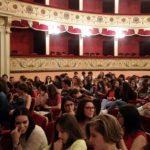 """Un teatro pieno di giovani al Concorso nazionale """"Uno, nessuno e centomila"""" per i 150 anni di Pirandello"""