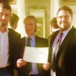 Premio Regionale per l'innovazione in agricoltura all'azienda agricola favarese GEVA dei Fratelli Vita
