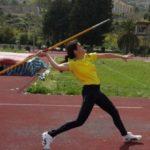 Campionati assoluti Grand Prix Lanci: Giusi Parolino vince nel lancio del giavellotto