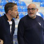 Playoff Serie A2: l'arbitro di calcio Mazzoleni al PalaMoncada