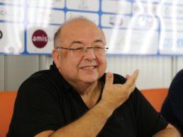 """La Fortitudo Agrigento esalta anche il presidente Moncada: """"tutti hanno voglia di dare il massimo"""""""