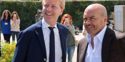 """Ciak, si gira: """"Il Commissario Montalbano"""" ad Agrigento – FOTO"""