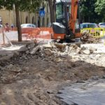 Agrigento, al via i lavori di sistemazione della piazza Aldo Moro