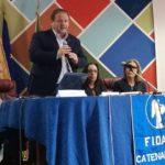 Conferenza sul cyberbullismo: tanti applausi per il professor Francesco Pira