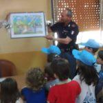 """Educazione alla legalità, gli alunni dell'infanzia fanno """"visita"""" alla Polizia di Stato"""