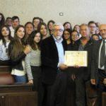 """Libero Consorzio Agrigento: studenti dell'agrigentino premiati in aula """"Giglia"""""""
