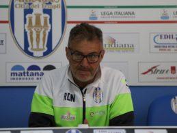 """Melfi-Akragas, Di Napoli: """"squadra giovane, l'emozione l'ha fatta da padrona"""" – VIDEO"""