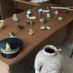 Sciacca, reperti archeologici detenuti irregolarmente: denunciato un pensionato