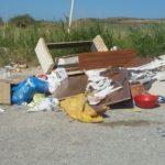 Agrigento, rifiuti abbandonati a Monserrato: intervento del consigliere Borsellino