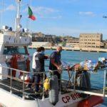 Cade un masso dalla Scala dei Turchi: soccorso un turista ferito