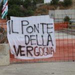 """Viadotto Petrusa, Palermo: """"simbolo di una politica incapace di costruire"""""""