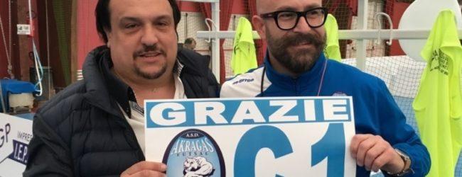 Akragas Futsal: lascia il presidente onorario Alfonso Russo