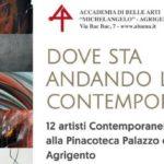 """""""Dove sta andando l'arte contemporanea"""": ad Agrigento artisti contemporanei al Palazzo dei Filippini"""