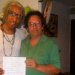 """""""Amore is Love"""", il nuovo singolo di Bashiri Jonhson con l'agrigentino Jerry Butera"""