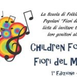 """Agrigento, al via la prima edizione del """"Children Folk Dance Fiori del Mandorlo"""""""