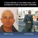 """Operazione """"Giano Bifronte"""", iniziati gli interrogatori del gip: Vetro si difende"""