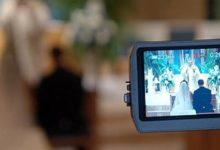 Il lavoro di wedding videographer: quelli che fanno del matrimonio un film