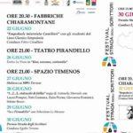 Anniversario nascita di Luigi Pirandello: il Festival della Strada degli Scrittori al suo clou