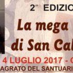 """Agrigento si prepara a festeggiare """"San Calogero"""": una """"mega"""" torta in onore del """"Santo Nero"""""""