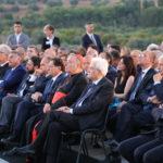Mattarella ad Agrigento, il Capo dello Stato nei luoghi di Pirandello – FOTO