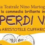"""A Castrofilippo la brillante commedia diretta da Aristotele Cuffaro """"Cu perdi Vinci"""""""