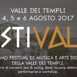 """La Valle dei Templi accoglie """"Festivalle"""", il primo Festival di Musica e Arti Digitali"""