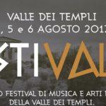 """La Valle dei Templi di Agrigento accoglie il primo Festival di Musica e Arti digitali """"FestiValle"""""""