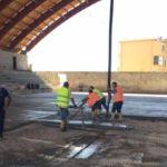 Agrigento, interventi sospesi alla Palestra Distrettuale: la situazione si sblocca, presto la conclusione dei lavori