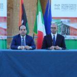 Ad Agrigento firmato l'accordo Italo-Libico: Alfano e Maiteeg al Tempio della Concordia per nuove prospettive economiche – FOTO E VIDEO
