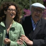 """Al Giardino della Kolymbethra Teresa Mannino presenta """"Il Maestro senza regole"""": docu-film sulla vita di Andrea Camilleri"""