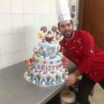 San Calogero: tutto pronto per la realizzazione della torta da record del pastry chef Mangione
