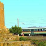 Treni storici, week-end ricco di iniziative tra Caltanissetta, la Valle dei Templi, la Scala dei Turchi e i centri del barocco siciliano