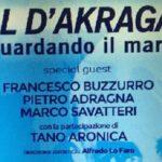 """""""Guardando il mare"""", domani l'atteso evento del Val d'Akragas al Teatro Costabianca"""