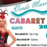 San Leone, al VerdeMare il tradizionale appuntamento con il Cabaret estivo