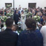 """Wedding Tourism alla """"Torre Carlo V"""" di Porto Empedocle"""
